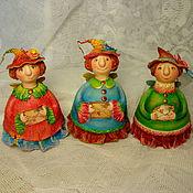 Куклы и игрушки ручной работы. Ярмарка Мастеров - ручная работа Весенние записки. Handmade.