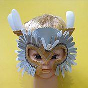 Работы для детей, ручной работы. Ярмарка Мастеров - ручная работа Маски для птиц и зверей. Handmade.