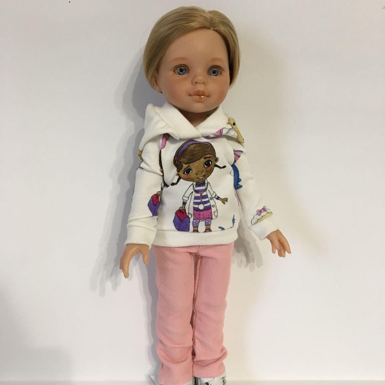 Комплект для кукол Паола Рейна, Одежда для кукол, Зубцов,  Фото №1