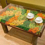 Для дома и интерьера handmade. Livemaster - original item Table of moss. Handmade.