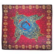 Фен-шуй и эзотерика handmade. Livemaster - original item Kerchief Seraphim-Angels who see God. Handmade.
