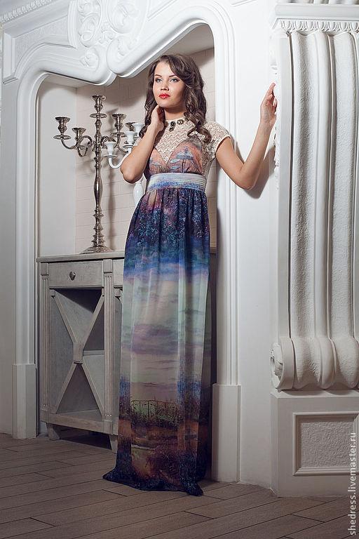 Роскошное платье Богиня заката, Платья, Ижевск,  Фото №1