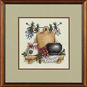"""Картины и панно ручной работы. Ярмарка Мастеров - ручная работа """"Целебные травы"""". Handmade."""
