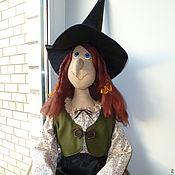 Куклы и игрушки ручной работы. Ярмарка Мастеров - ручная работа Самая добрая ведьма.. Handmade.