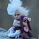 Куклы-младенцы и reborn ручной работы. Жадина. Елена Кириленко. Интернет-магазин Ярмарка Мастеров. Жадина, living doll