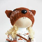 Куклы и игрушки ручной работы. Ярмарка Мастеров - ручная работа Лисеныш. Handmade.