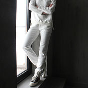 Одежда handmade. Livemaster - original item pants. Handmade.