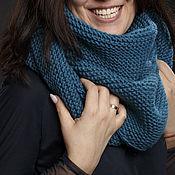 Шарфы ручной работы. Ярмарка Мастеров - ручная работа Шарфы: шейный платок. Handmade.