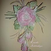 Свадебный салон ручной работы. Ярмарка Мастеров - ручная работа композиция шиповник с бутонами. Handmade.