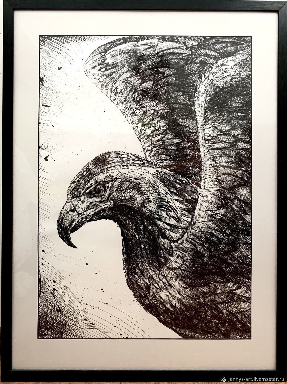 Golden Eagle, Картины, Краснодар,  Фото №1