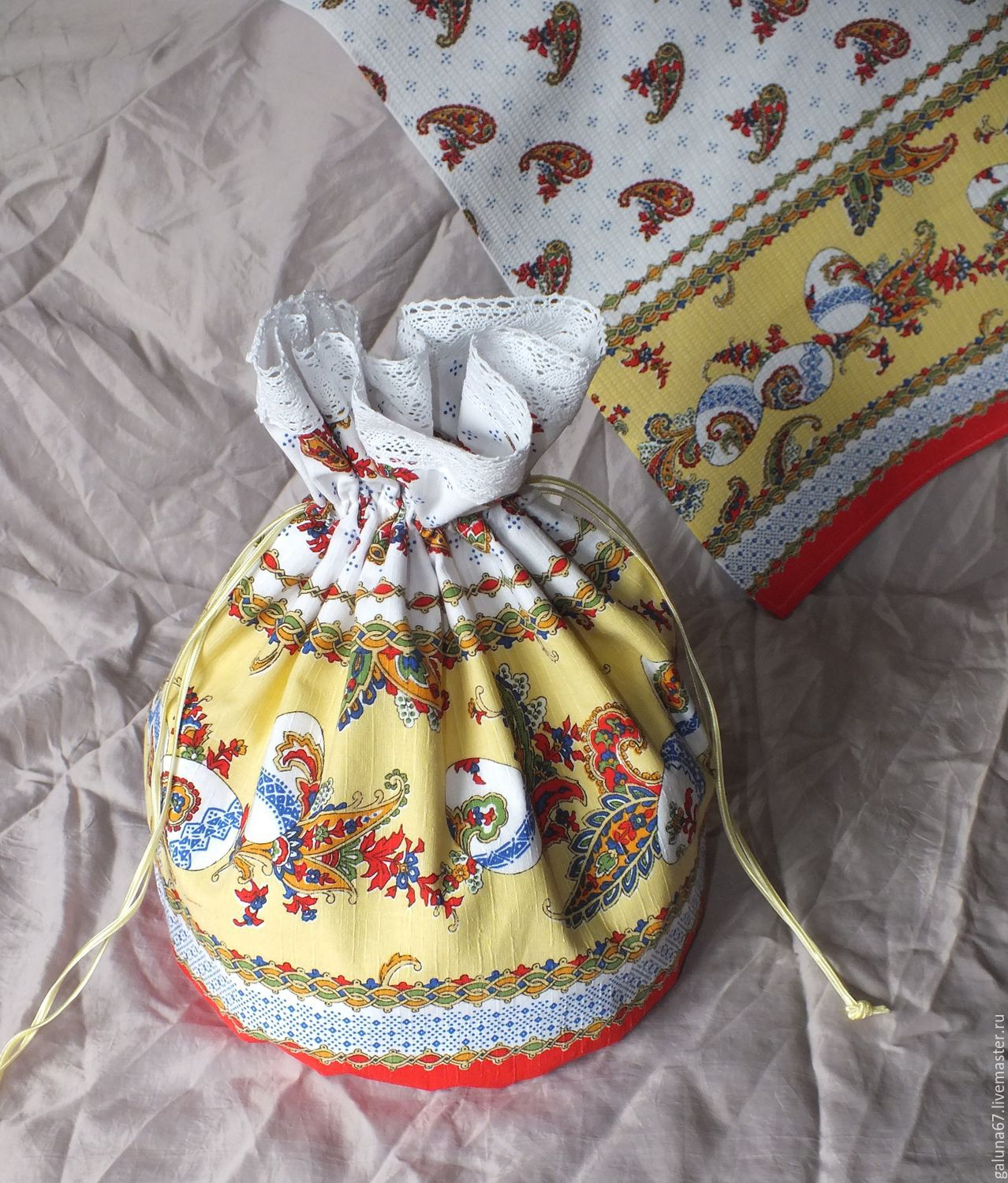 The sack bag for cake gifts small things shop online on easter gifts handmade livemaster handmade buy the sack bag for cake negle Images