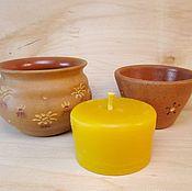 Сувениры и подарки handmade. Livemaster - original item candle