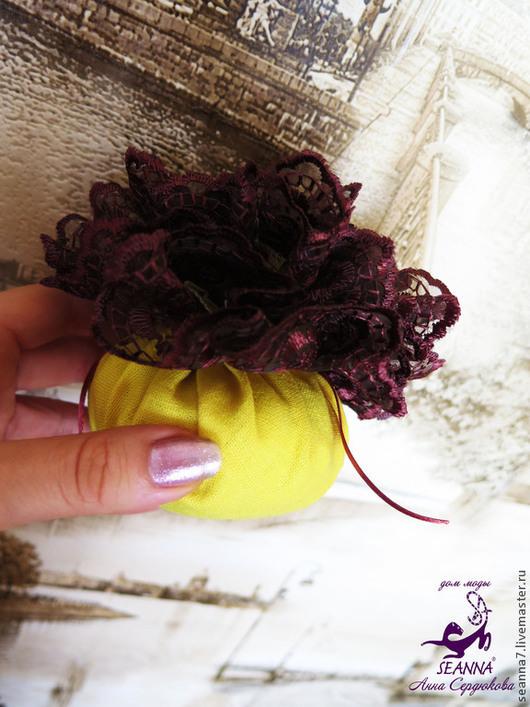 Релаксация, ароматерапия ручной работы. Ярмарка Мастеров - ручная работа. Купить Ароматическое саше с вышивкой с кофе или ароматными травам. Handmade.