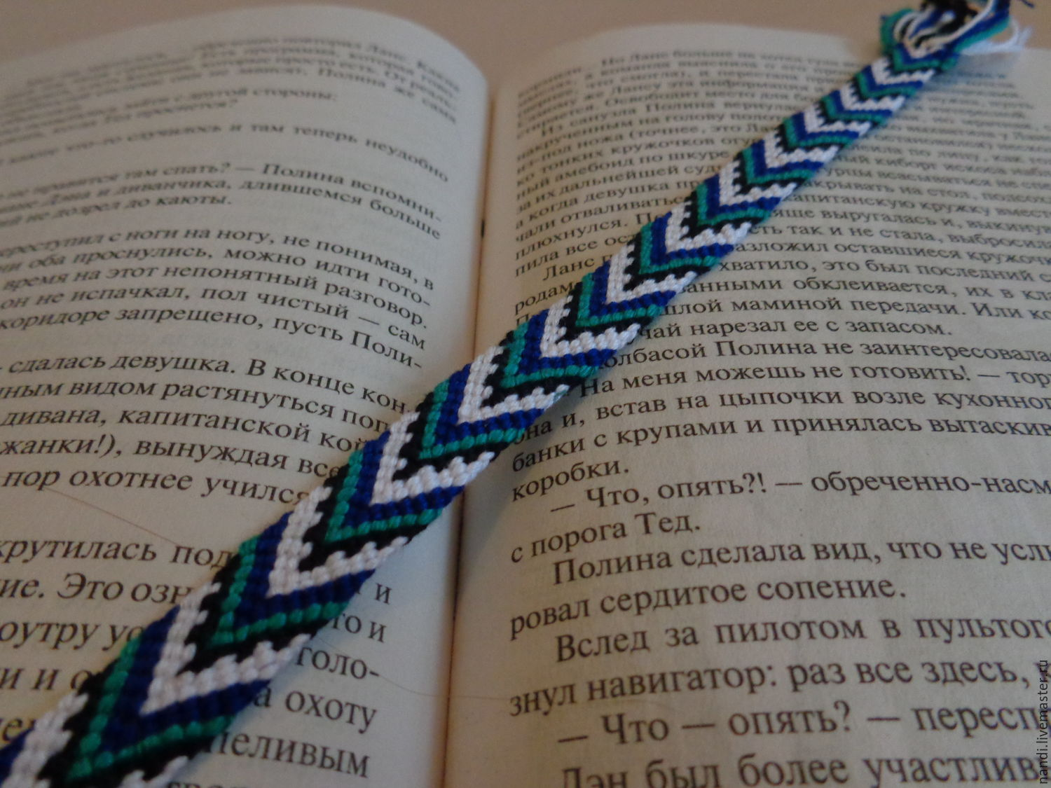 Bookmark in the book 'the Source of Selenodesy', Bookmark, Ryazan,  Фото №1