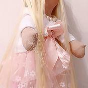 Куклы Тильда ручной работы. Ярмарка Мастеров - ручная работа Текстильная кукла Кукла интерьерная Кукла на заказ Уютная куколка. Handmade.