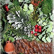 Цветы и флористика handmade. Livemaster - original item The part of the forest. Handmade.