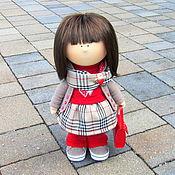 Куклы и игрушки ручной работы. Ярмарка Мастеров - ручная работа Кукла интерьерная Интерьерная кукла Кукла с сумкой. Handmade.