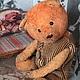 Мишки Тедди ручной работы. Ален (French collection of vintage bears). Мохова Ирина (mohovairina). Ярмарка Мастеров.