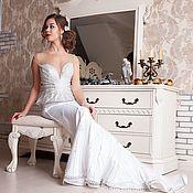 Платья ручной работы. Ярмарка Мастеров - ручная работа Свадебное платье Анна. Handmade.