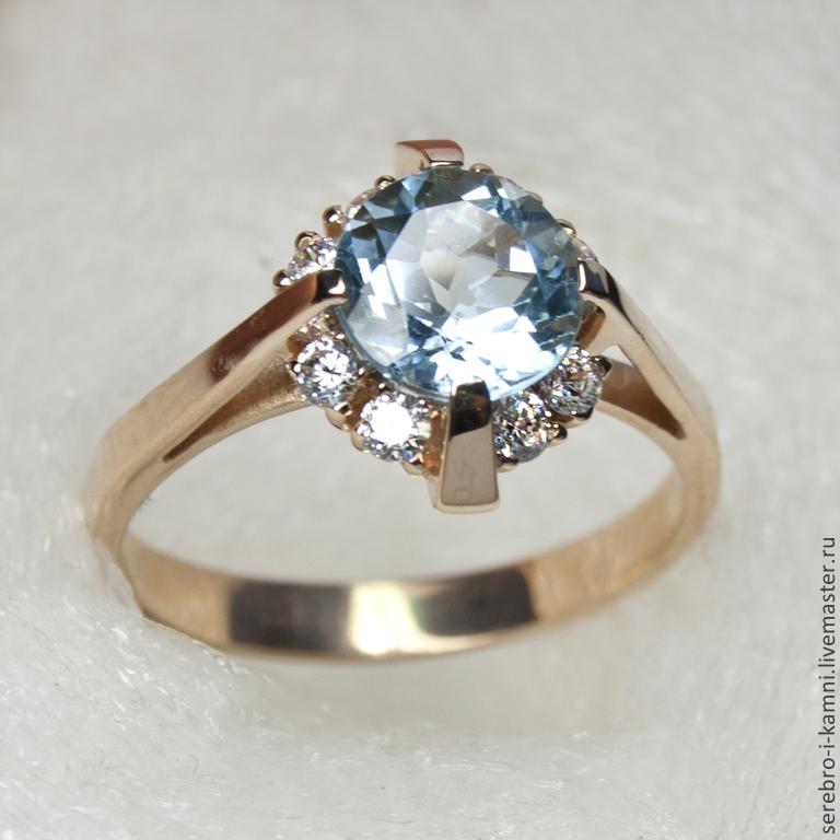 Золотые украшения с бриллиантами 1
