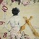Часы для дома ручной работы. Часы настенные Мечта. Ольга Копылова  Красота Вашему Дому. Интернет-магазин Ярмарка Мастеров.