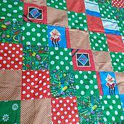 handmade. Livemaster - original item Baby quilt - blanket. Handmade.