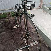 Для дома и интерьера ручной работы. Ярмарка Мастеров - ручная работа Велосипед кашпо. Handmade.