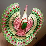 """Наборы ручной работы. Ярмарка Мастеров - ручная работа Подарок универсальный птица счастья """"Лето красное"""". Handmade."""