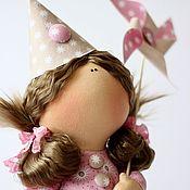 Куклы и игрушки ручной работы. Ярмарка Мастеров - ручная работа Веселый ветерок. Handmade.