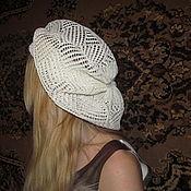 Аксессуары handmade. Livemaster - original item 100% Linen takes openwork. Handmade.