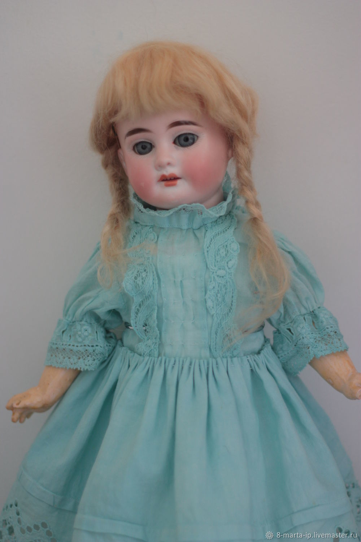 Винтаж: Антикварная кукла AM 1894 DEP, Куклы винтажные, Одинцово,  Фото №1