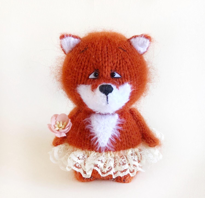 Fox, Stuffed Toys, Moscow,  Фото №1