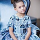 Одежда для девочек, ручной работы. Платье для девочки. Yansons Domik (yansonsdomik). Ярмарка Мастеров. Детское платье, детская одежда