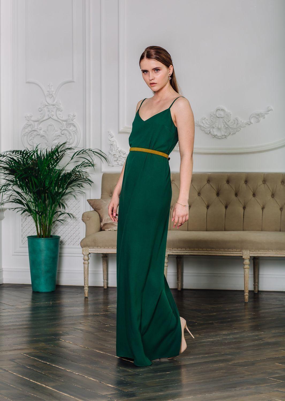 Длинное летнее платье, Платья, Москва, Фото №1