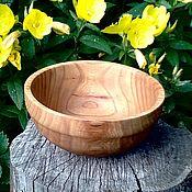 Посуда ручной работы. Ярмарка Мастеров - ручная работа Пиала из дерева . Карагач.. Handmade.