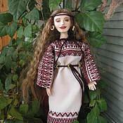 Куклы и игрушки ручной работы. Ярмарка Мастеров - ручная работа Шарнирная кукла Лада. Handmade.