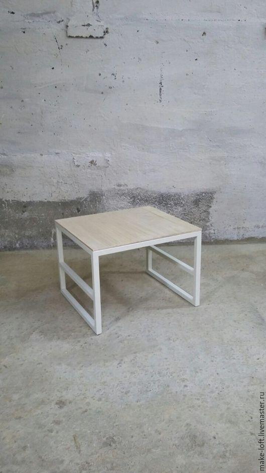 Мебель ручной работы. Ярмарка Мастеров - ручная работа. Купить Прикроватная тумба белая. Handmade. Прикроватная тумба, белый, мебельназаказ