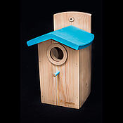 Дача и сад handmade. Livemaster - original item Birdhouse handmade for birds