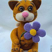 Куклы и игрушки ручной работы. Ярмарка Мастеров - ручная работа Рыжий, честный, влюбленный. Handmade.