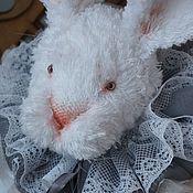Куклы и игрушки ручной работы. Ярмарка Мастеров - ручная работа за белым кроликом (-20%). Handmade.