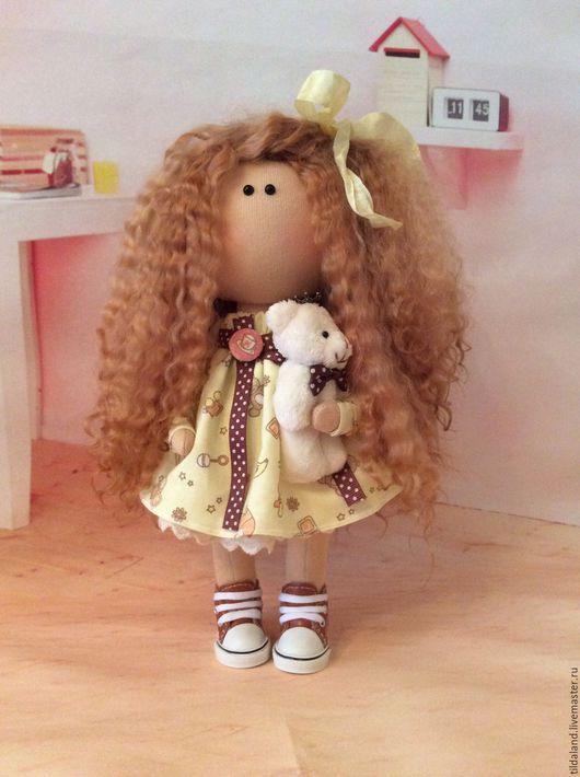 Коллекционные куклы ручной работы. Ярмарка Мастеров - ручная работа. Купить Дороти. Handmade. Комбинированный, кукла ручной работы