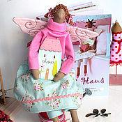 """Куклы и игрушки ручной работы. Ярмарка Мастеров - ручная работа Кукла тильда из книги """"Tildas Haus"""". Handmade."""