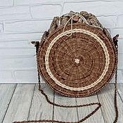 Классическая сумка ручной работы. Ярмарка Мастеров - ручная работа Сумка. Handmade.