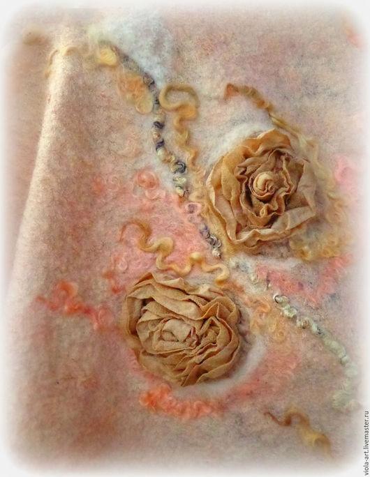 Розы сделаны по авторской технологии