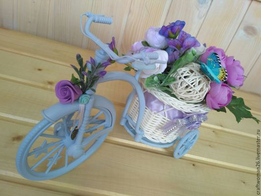 Интерьерные композиции ручной работы. Ярмарка Мастеров - ручная работа. Купить Lavender. Handmade. Сиреневый, подарок на день рождения