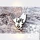 Декупаж и роспись ручной работы. Птички -подвески-декор. Клубок31. Ярмарка Мастеров. Птичка, мобиль в кроватку, заготовки из дерева, на заказ