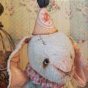 """Куклы и игрушки ручной работы. Ярмарка Мастеров - ручная работа Кролик Руфф. Серия """"Шебби"""". Handmade."""