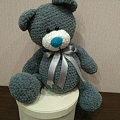 Мягкие игрушки ручной работы. Ярмарка Мастеров - ручная работа Плюшевый медвежонок. Handmade.