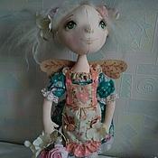 """Куклы и игрушки ручной работы. Ярмарка Мастеров - ручная работа Авторская кукла """" садовая фея"""". Handmade."""