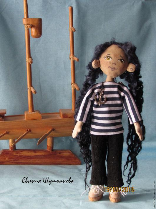 Коллекционная кукла Марианна